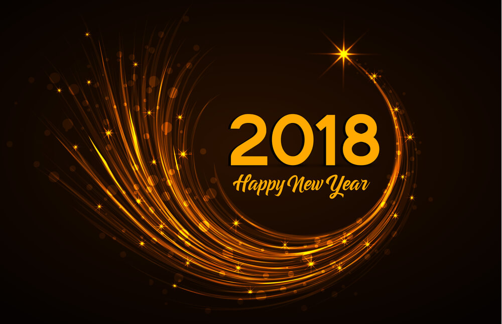 Happy New Year Images 2018 HD 1