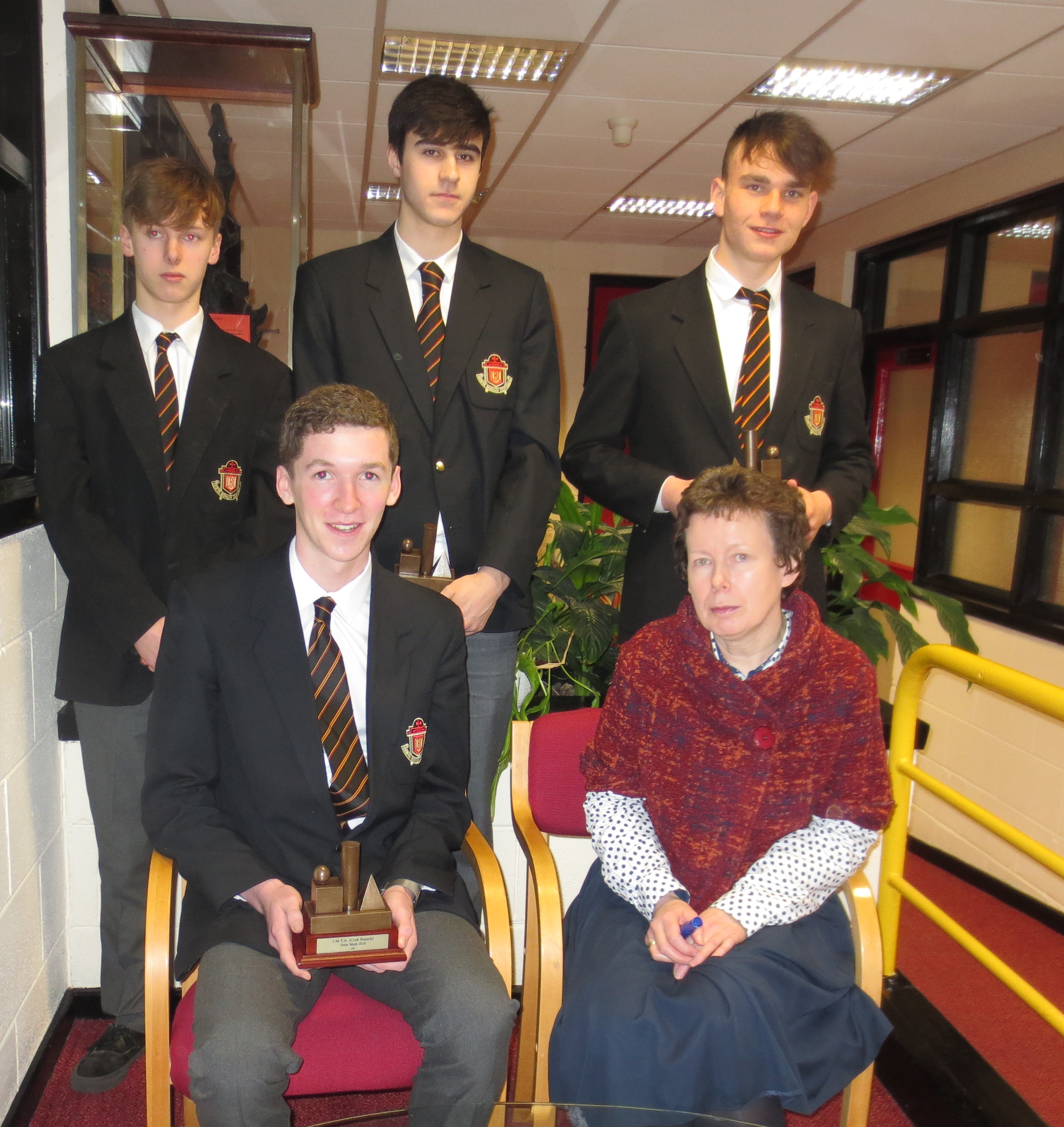 LC Maths Quiz Winners